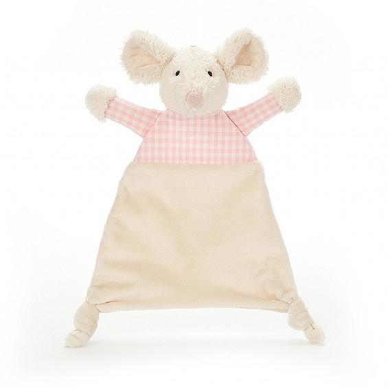 Jellycat Daisy Mouse Soother