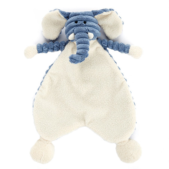 Jellycat Cordy Elefant Soother