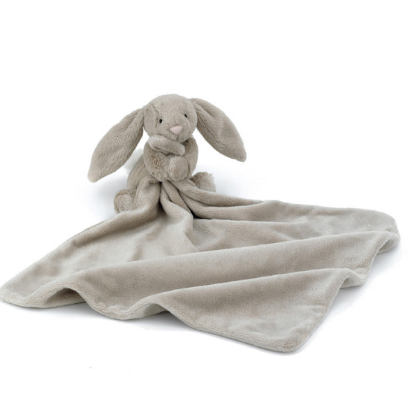 Bashful Bunny Soother Silber